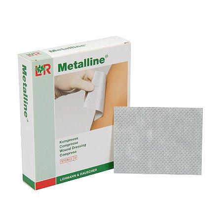 Curativo Esteril Absorvente METALLINE (retangular)