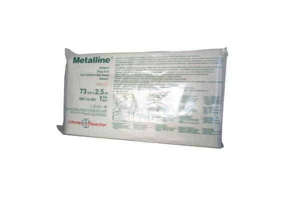 Curativo Esteril Absorvente METALLINE (lençol)