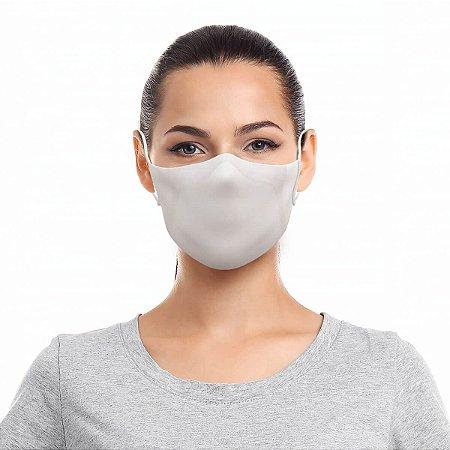 Máscara de Tecido Sigvaris CARE, Cor: Branco