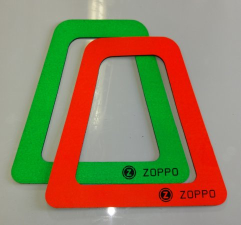 Zoppo WU Duo - Kit 10 peças + bolsa