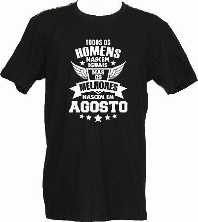 HOMENS DE AGOSTO