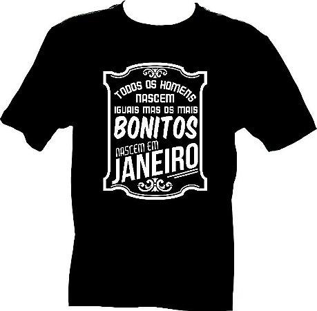 OS MAIS BONITOS NASCEM EM JANEIRO