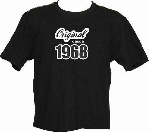 Camiseta Lenda 1968 Original