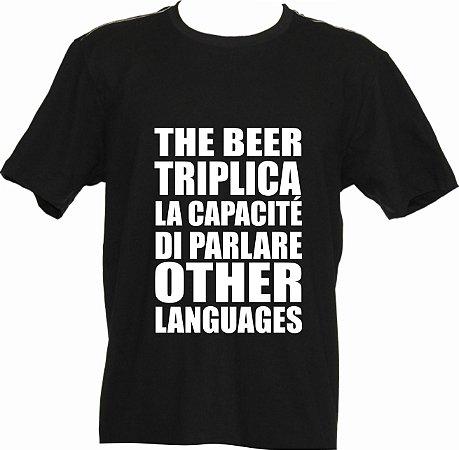 Camiseta THE BEER TRIPLICA