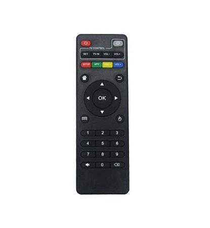 Controle remoto p/ tv box Android Mxq Mx9