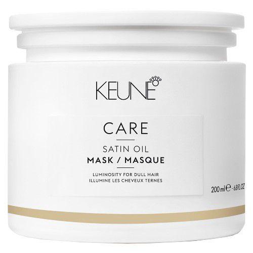 KEUNE Care Satin Oil Máscara 200ml