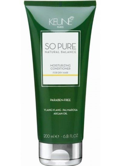 KEUNE SO PURE MOISTURIZING CONDICIONADOR 200ML