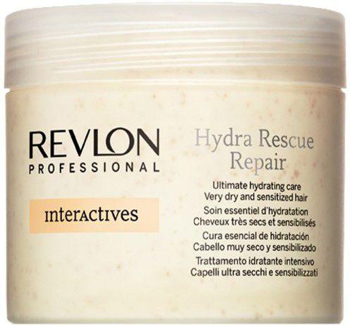 REVLON Interactives Hydra Rescue Repair 450ml - Máscara Termo Ativo