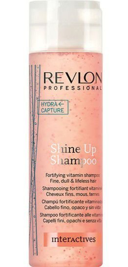 REVLON Interactives Shampoo Shine Up 250ml