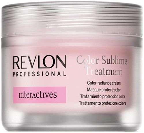 REVLON Interactives Color Sublime Treatment 200ml - Máscara