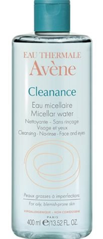 AVÈNE Cleanance EAU Micellaire 400ml