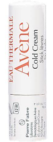 AVÈNE Cold Cream Stick Hidratante Labial 4gr