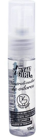 THAT GIRL NEUTRALIZADOR DE ODORES - TOILET SPRAY
