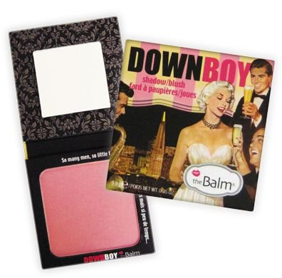 THE BALM DOWNBOY - BLUSH E SOMBRA