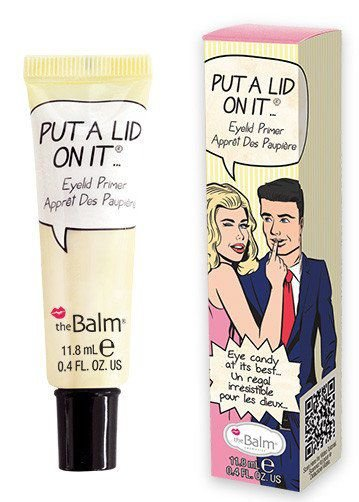 THE BALM PUT A LID ON IT - PRIMER PARA OLHOS