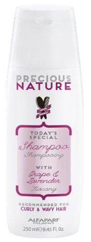 ALFAPARF PRECIOUS NATURE CURLY WAVY HAIR SHAMPOO 250ML