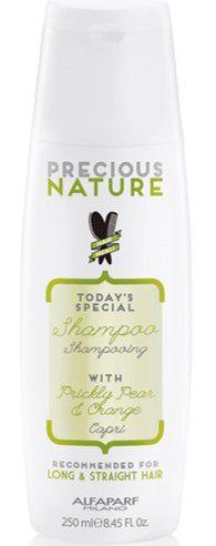 ALFAPARF PRECIOUS NATURE LONG STRAIGHT HAIR SHAMPOO 250ML
