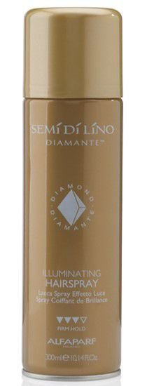 ALFAPARF SEMI DI LINO ILLUMINATING HAIRSPRAY 400ML