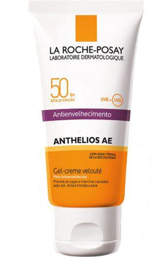 LA ROCHE-POSAY Anthelios AE Antienvelhecimento FPS50 Gel Creme Velouté 50g