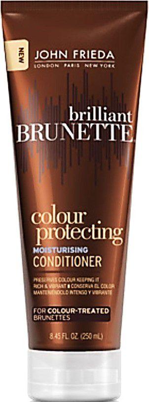 JOHN FRIEDA Brilliant Brunette Colour Protecting Moisturising Condicionador 250ml