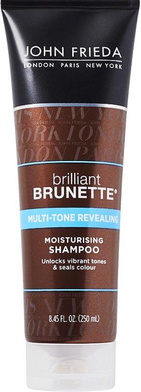 JOHN FRIEDA Brilliant Brunette Multi-Tone Revealing Moisturising Shampoo 250ml