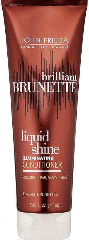 JOHN FRIEDA Brilliant Brunette Liquid Shine Illuminating Condicionador 250ml
