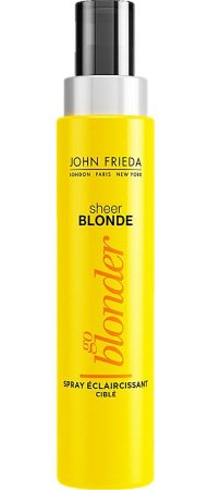 JOHN FRIEDA Sheer Blonde Go Blonder Controlled Lightening Spray 103ml