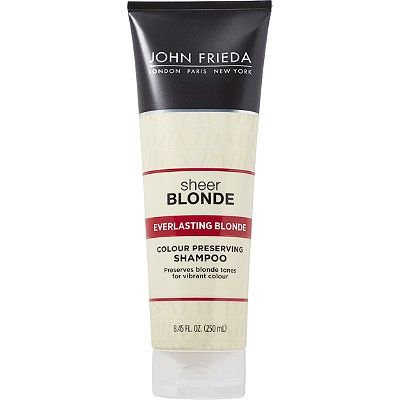 JOHN FRIEDA SHEER BLONDE EVERLASTING BLONDE SHAMPOO 250ML