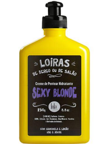 LOLA SEXY BLONDE CREME DE PENTEAR 250G - LEAVE IN