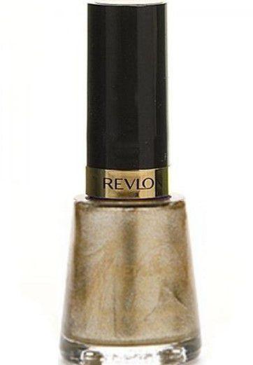 REVLON NAIL ENAMEL 925 GOLD COIN