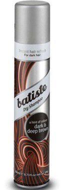 BATISTE DRY SHAMPOO DARK & DEEP BROWN 200ML