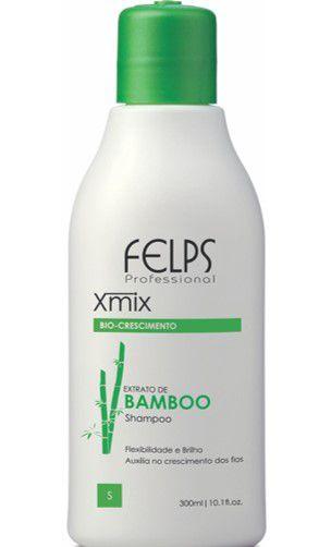 FELPS XMIX EXTRATO DE BAMBOO SHAMPOO 300ML