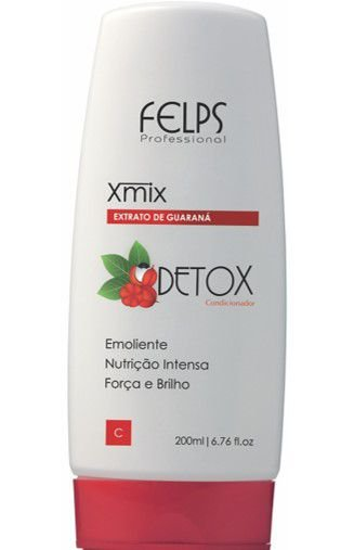 FELPS XMIX DETOX GUARANÁ CONDICIONADOR 200ML