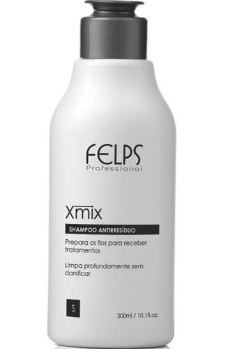 FELPS XMIX SHAMPOO ANTIRRESÍDUO 300ML