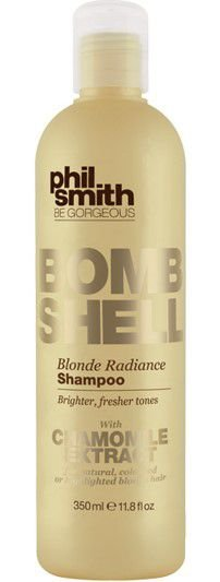 PHIL SMITH BOMBSHELL BLOND RADIANCE SHAMPOO 350ML