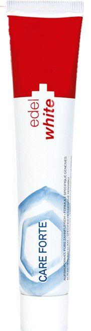 EDEL WHITE Toothpaste Care Forte 75ml Gengivas Fortes