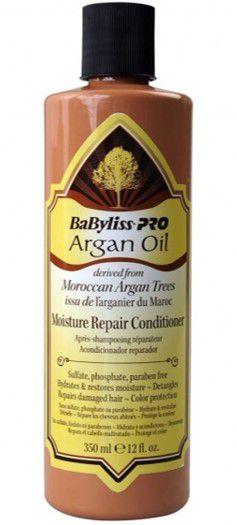 BABYLISS PRO ARGAN OIL MOISTURE REPAIR CONDICIONADOR 350ML