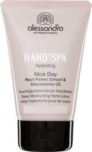 ALESSANDRO INTERNATIONAL HANDS! SPA NICE DAY - CREME DE MÃOS