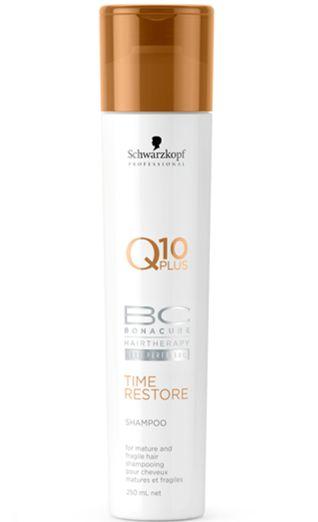 SCHWARZKOPF BC Q10 Shampoo Time Restore 250ml