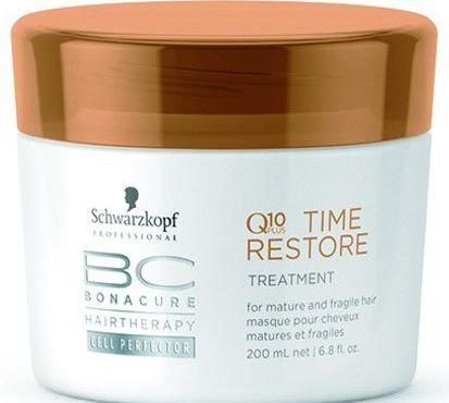 SCHWARZKOPF BC Q10 Máscara Treatment Time Restore 200ml