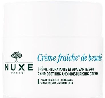 NUXE Crème Fraîche de Beauté Creme Hidratante e Calmante 24H 50ml