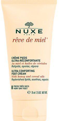 NUXE Rêve de Miel Crème Pieds Ultra-Réconfortante Creme para os Pés 75ml