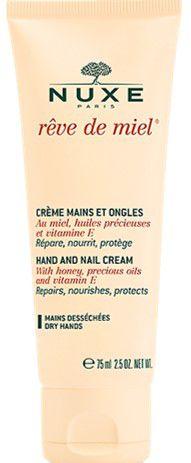 NUXE Rêve de Miel Crème Mains Et Ongles Creme para as Mãos 75ml