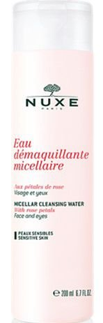 NUXE Rose Petals EAU Démaquillante Micellaire 200ml