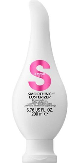 TIGI S FACTOR SMOOTH DEFRIZZER & TAMER SMOOTHING LUSTERIZER 200ML - LEAVE IN