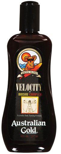 AUSTRALIAN GOLD Velocity Dark Tanning Lotion 237ml