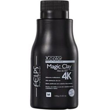 FELPS XCOLOR MAGIC CLAY 4K 100G - MATIZADOR TRAVEL SIZE