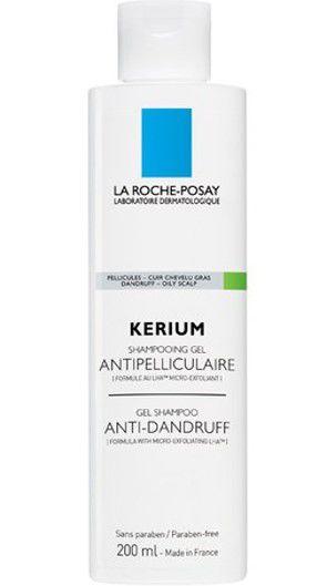 LA ROCHE-POSAY Kerium Shampoo Gel Anticaspa 200g