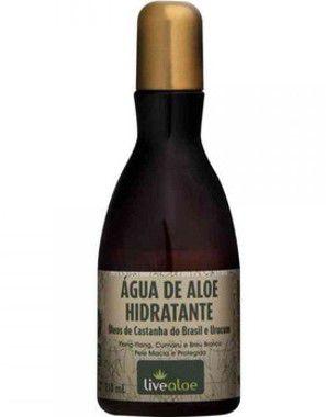 LIVE ALOE ÁGUA DE ALOE HIDRATANTE 210ML - HIDRATANTE