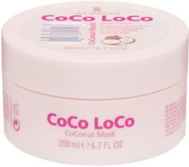 LEE STAFFORD COCO LOCO COCONUT MASK 200ML - MÁSCARA